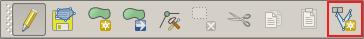 Кнопка модуля «Numerical Digitize»