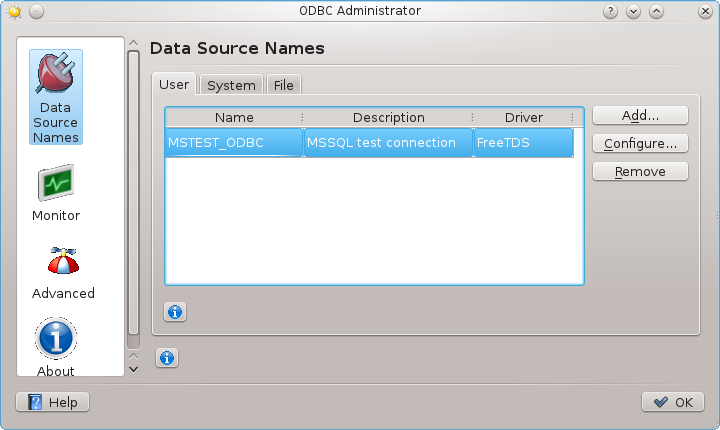 Mssql odbcconfig user dsns.png