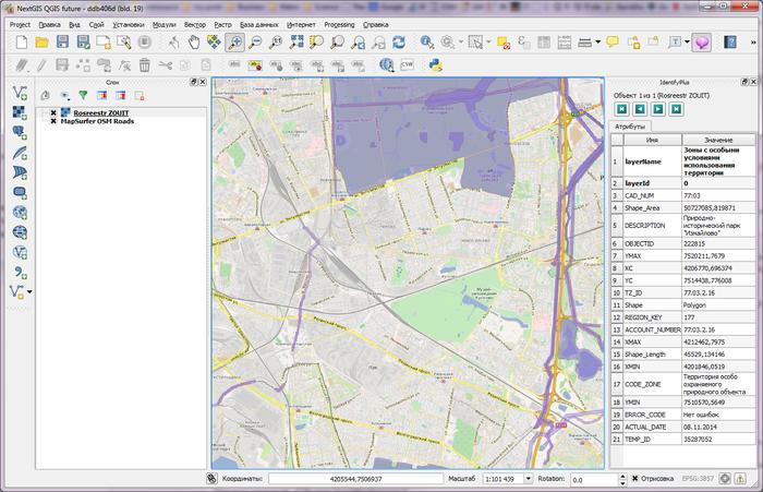 GIS-Lab: QuickMapServices - быстрая работа с базовыми
