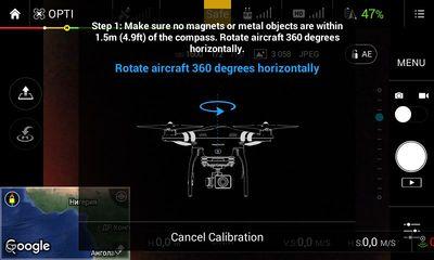 Калибровка dji phantom 3 advanced шнур айфон для dji mavic