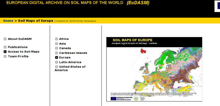 Веб-интерфейс EuDASM